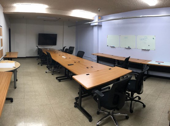 Basement Conference Room