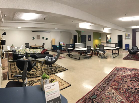 The Big Room in the Basement